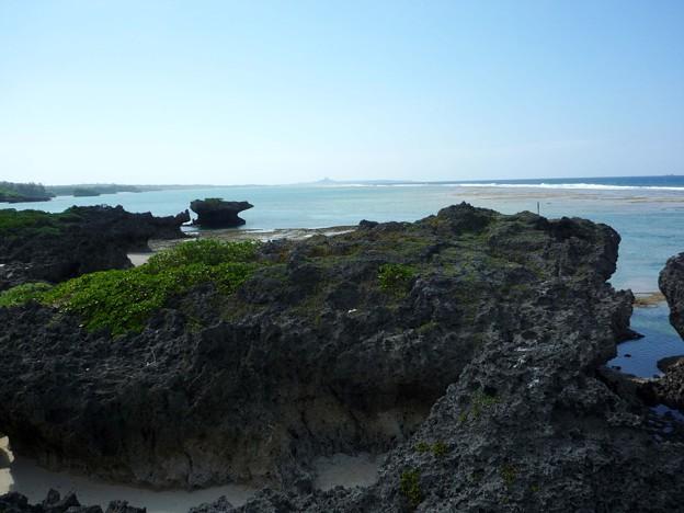 高いとこから見た長浜1