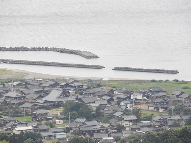 海浜の集落
