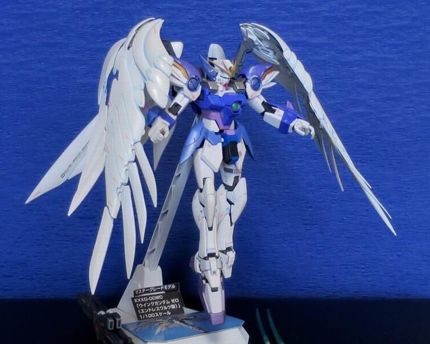 14 MG. Wing Gundam Zero EW  XXXG-00W0