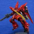 06 RG.シナンジュ MSN-06S SINANJU  '16.09