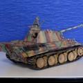 09 パンサー(ドイツ中戦車 1;35  tamiya '16.10.