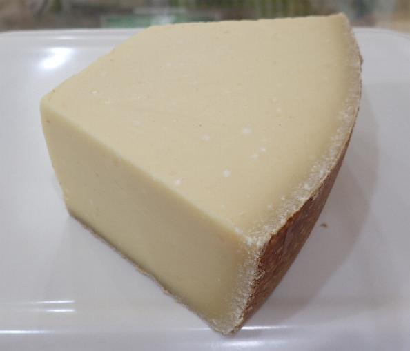 写真: フリブール(スイスのチーズ)