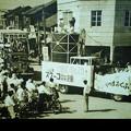 Photos: 何十年前の福井祭りのパレード