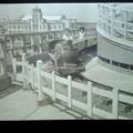 Photos: デパートの屋上の遊園地