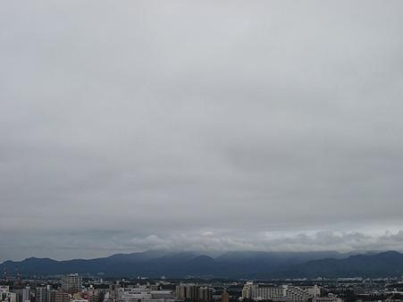 10月6日丹沢方面