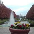 写真: 宮殿?お庭 相模原公園