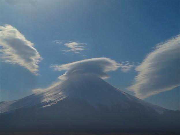 写真: 富士山 3