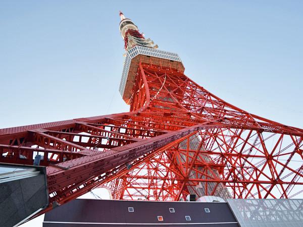 東京タワー2017・3