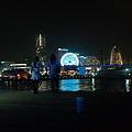 写真: そして横浜の夜は更けていくのさ