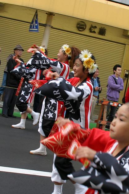 Photos: ALL☆STAR_18 - よさこい東海道2010