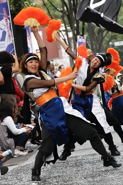 パワフル_06 - 良い世さ来い2010 新横黒船祭