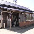 写真: 止別駅舎