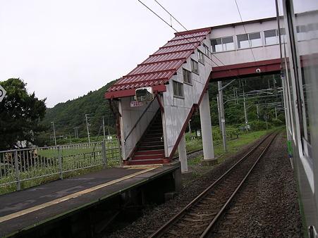 渡島当別駅7