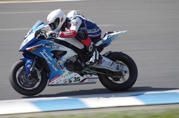 2016 MFJ 全日本ロードレース選手権シリーズ第3戦スーパーバイクレース in もてぎ (2)