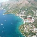 写真: 蒼いアドリア海