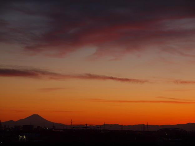Photos: 富士遠望
