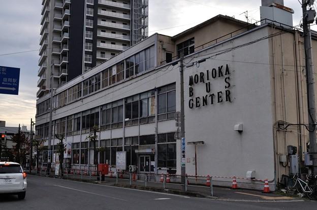 Photos: 盛岡バスセンター 16-10-22 15-30