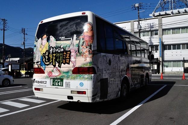 早池峰バス「遠野物語」 02