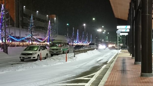 秋田空港ターミナル 2017-01-25_27