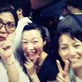 Photos: ちささんと観劇。茜ちゃん、おつかれさま! #事務所チーム #写真ぼやぼやでごめん