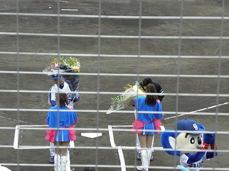 118 川相さんには、みなみちゃんが渡してました