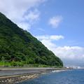 Photos: 高崎山と別府