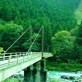 写真: 御岳渓谷