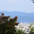 Photos: 見えるは京都