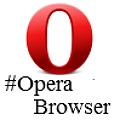 写真: #OperaBrowserアイコン
