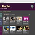 写真: WEB版AccuRadio - 3(ログイン中)