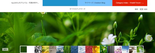 Ynadex Browser 16.6.0.8125 No - 19:新しいタブの背景を変更