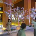 先日オープンしたばかりのJPタワー「KITTE名古屋」 - 40:七夕飾り