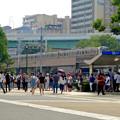 写真: 「ポケモンGo」をやりに来た人たちでごった返す鶴舞公園 - 62