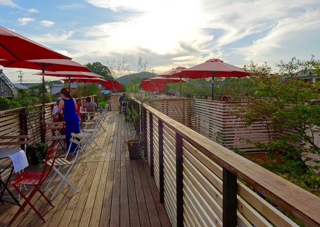 Photos: 犬山城下町に数ヶ月前にオープンした複合施設「森のマルシェ」 - 10
