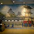 Photos: 犬山市福祉会館:犬山祭のタイル画