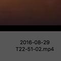 写真: MacでiPhone画面のAirPlayができるアプリ「LonelyScreen」- 12(録画済みのファイルを開くメニュー)