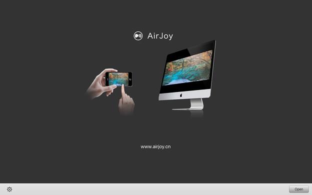 MacでiPhone画面のAirPlayができるアプリ「AirJoy」、残念ながらEl Capitanでは機能せず… - 2