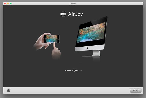 写真: MacでiPhone画面のAirPlayができるアプリ「AirJoy」、残念ながらEl Capitanでは機能せず… - 3