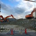 写真: すっかり建物が解体された、旧・ヤマダ電機テックランド春日井店 - 9