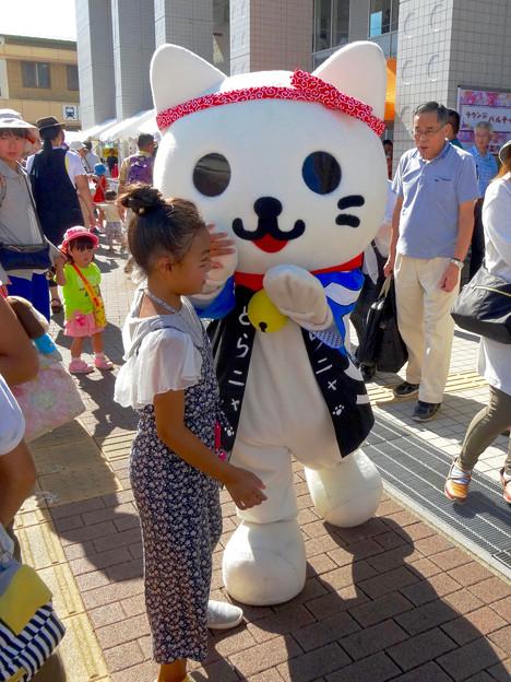 せともの祭 2016 No - 20:招き猫のゆるキャラ「どらニャ」