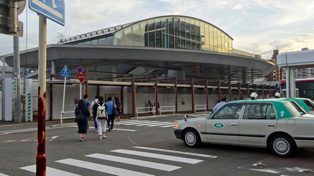 建物は完成してる(?)、今月供用開始予定のJR春日井駅(2016年10月4日) - 6