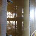 写真: 国道155上の中央道高架で、耐震補強工事実施中 - 8