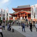 大須大道町人祭 2016 No - 25:大勢の人で賑わう大須観音