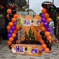 Photos: ワールドフードふれ愛フェスタ 2016 No - 30:テレビ塔下にハロウィン記念撮影ブース