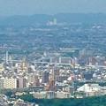 写真: ミッドランドスクエア「スカイプロムナード」から見た景色(2012年9月9日撮影) - 3:スカイステージ33