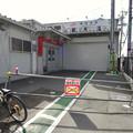 写真: 今日からリニューアルオープンした新・JR春日井駅 - 8:閉鎖された臨時改札口(北口)