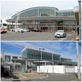 写真: 新・JR春日井駅(北口・南口)- 2