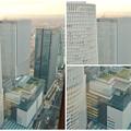写真: 一部開業間近の「JRゲートタワー」 - 6