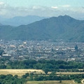ツインアーチ138から見た金華山(2012年6月撮影) - 2