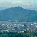 ツインアーチ138から見た金華山(2012年6月撮影) - 4